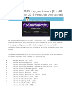 x-force keygen for all autodesk products 2015.zip
