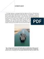 Nuclear Marine Propulsion