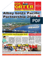 Bikol Reporter June 26 - July 2, 2016 Issue