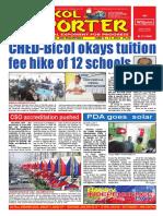 Bikol Reporter June 5 - 11, 2016 Issue