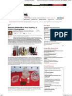 Design News - Blog - Materials Matter More Than Anything in Product Development