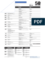 MJF Programme 2016