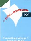 Doctorates in Design Volume 1