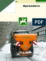 e&s Salt Spreader Leaflet