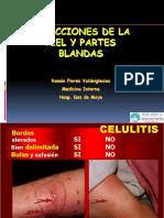 Infecciones de La Piel y Partes Blandas
