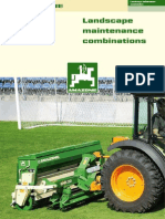 Landscape Maintenance Leaflet