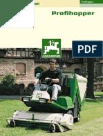 Profihopper Leaflet