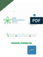 Environclave 2016 Details