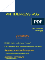 AULA - ANTIDEPRESSIVOS, 2016.pptx