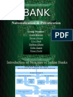 National vs Private Banking in India