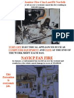 Electrical Fire Prevention PPT