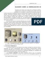 Apuntes 4 - Unidad 2 (Yacimientos y Asociaciones Minerales)