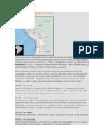 Sismos en Junín y La Falla Del Huaytapallana