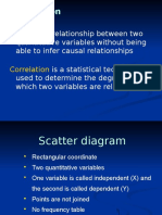 Pearson Product Correlation ppt