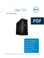 PowerEdge T20 Technical Guide