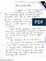 Programming Languages Notes