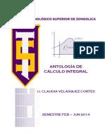 Antología Cálculo Integral (Claudia)