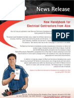 A New Handybook for Electrical Contractors from Aico