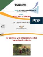 Semana 1-El Dominio y La Integración(1) Historia