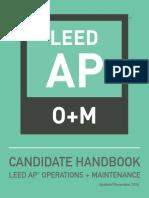 OM Candidate Handbook 120414