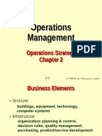 Ch02 - Operations Strategy