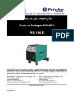 Manual MB 180K Versão4