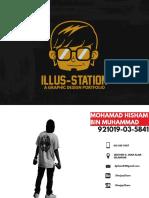 Illus Station-A Graphic Design Portfolio