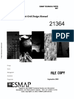 Mini grid design