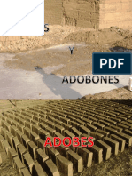 Adobes y Adobones