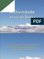 A Divindade à Luz da Bíblia