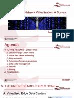 Survey Virtual Data Centers