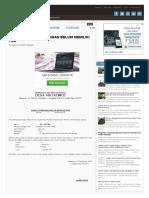 Contoh Surat Keterangan Belum Memiliki Pbb - Mail Costik
