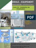installation de climatisation Cr04 Lazri.pptx