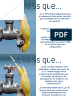 Agua Por Favor