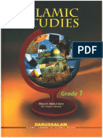 Islamic Studies Grade 01