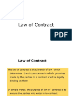 B.law Lecture 3 Contract Law 2