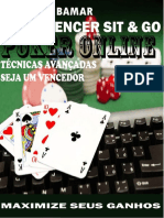Como Vencer Sit and Go Poker Online