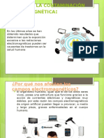 Efectos de La Contaminación Electromagnética Diapos