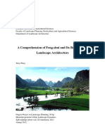 A Comprehension of Feng-shui and Its Relevance to Landscape.pdf