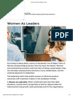 Women as Leaders _ DAWN Careers