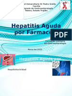Hepatitis Aguda Por Farmacos
