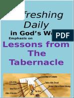 Tabernacle August 2016
