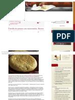 Tortilla de patatas con microondas. Receta.pdf