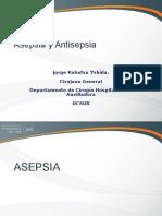 Asepsia Antisepsia