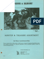 9015 Monster & Treasure Assortment Set 3 Levels 7-9