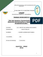 Rol Del Quimico f.-salud Publica