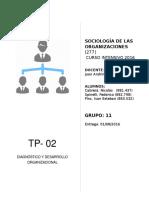 TP 02 - Grupo 11 - Desarrollo Organizacional