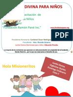 25to. Domingo Del Tiempo Ordinario Ciclo C - Misioneritos