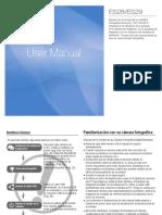 User Manual ES28-ES29 (Sp)