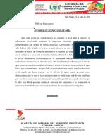 Informe Calle Jose Marti La Pica